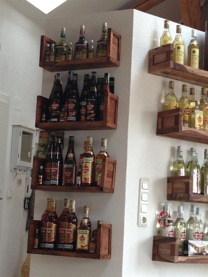 Perfekt Whisky Regal Bauen Drinklabor Selber Cheap von Whisky Regal Selber Bauen Bild