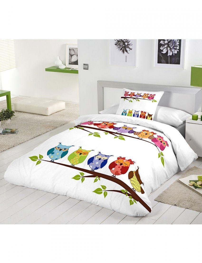 Phänomenale Ideen Bettwäsche Mit Eulen Und Wunderbare Kinder Jungen von Eulen Bettwäsche 135X200 Photo