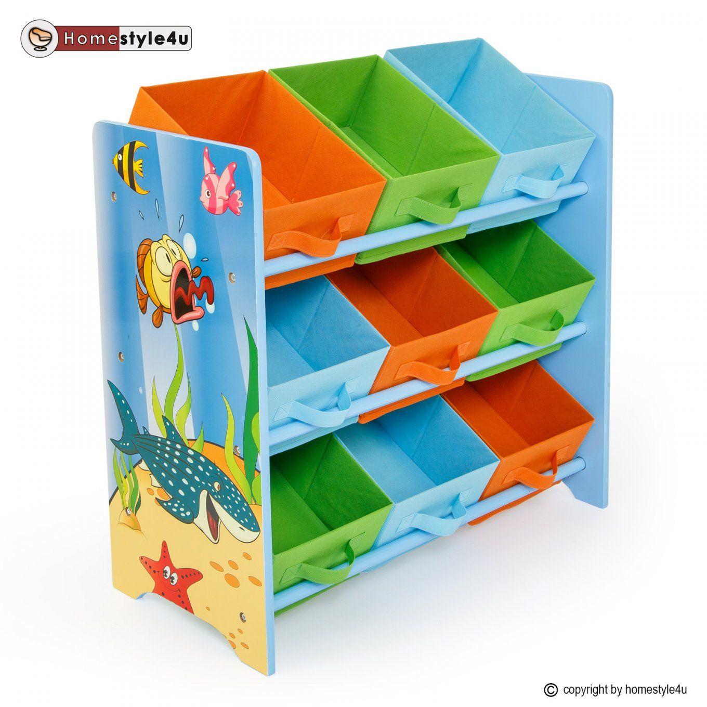 Phänomenale Ideen Boxen Regal Kinderzimmer  Alle Kinder von Kinderzimmer Regal Mit Kisten Photo