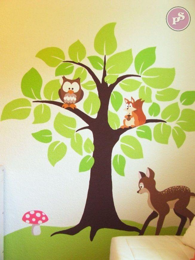 Phänomenale Ideen Wandbilder Kinderzimmer  Alle Kinder Über von Vorlagen Wandbilder Für Kinderzimmer Bild
