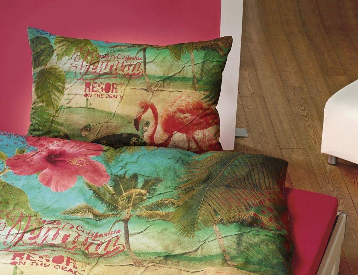 Phantasievolle Inspiration Bettwäsche Mit Strandmotiv Und Von von Bettwäsche Palmen Motiv Photo