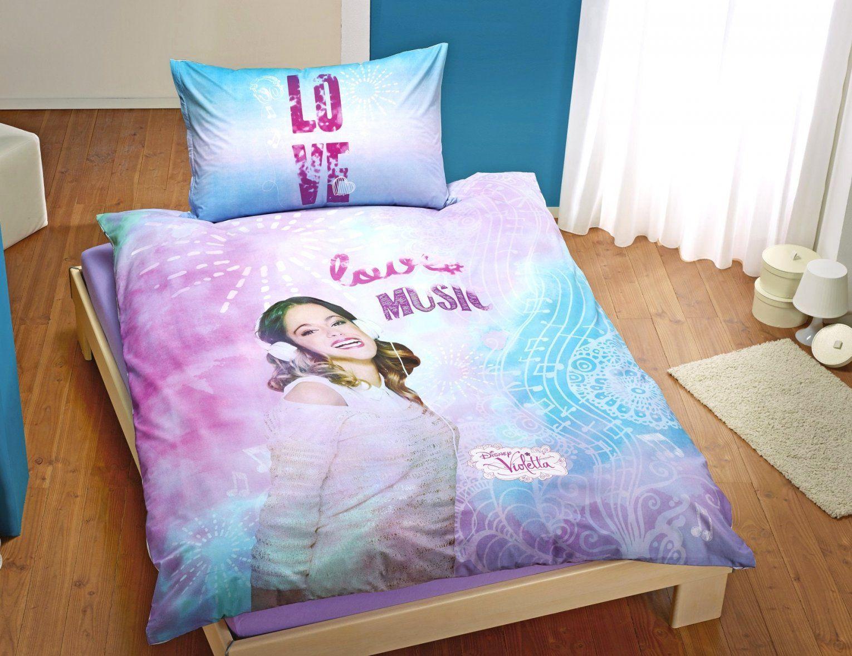 Phantasievolle Inspiration Bettwäsche Violetta Und Schöne Disney von Violetta Bettwäsche Günstig Photo