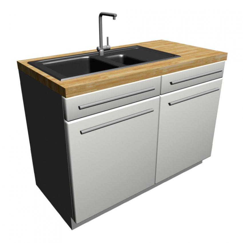 Phantasievolle Inspiration Küchen Unterschrank Spüle Und Tolle von Küchen Unterschrank Mit Spüle Photo