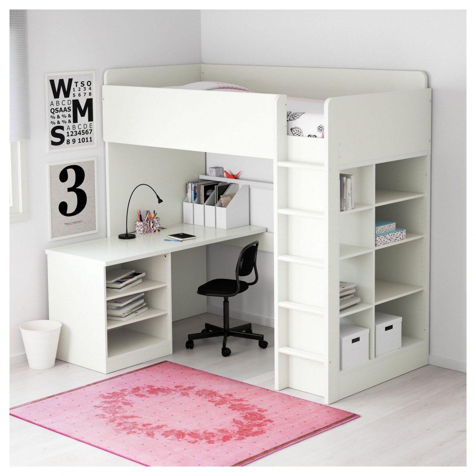 Pin Von Abi Aldous Auf Bedroom Ideas For Lucy  Pinterest  Kinderzimmer von Hochbett Mit Schreibtisch Ikea Photo