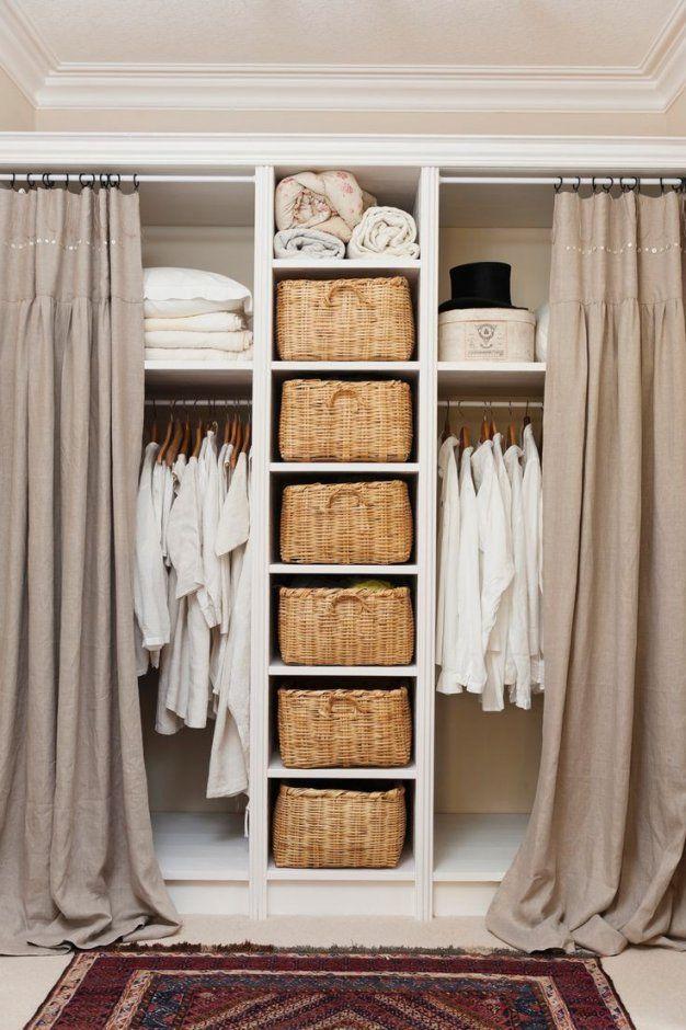 Pinterest Schlafzimmer Vorhänge Und Kleiderschrank Selber Bauen Mit von Kleiderschrank Selber Bauen Mit Vorhang Photo