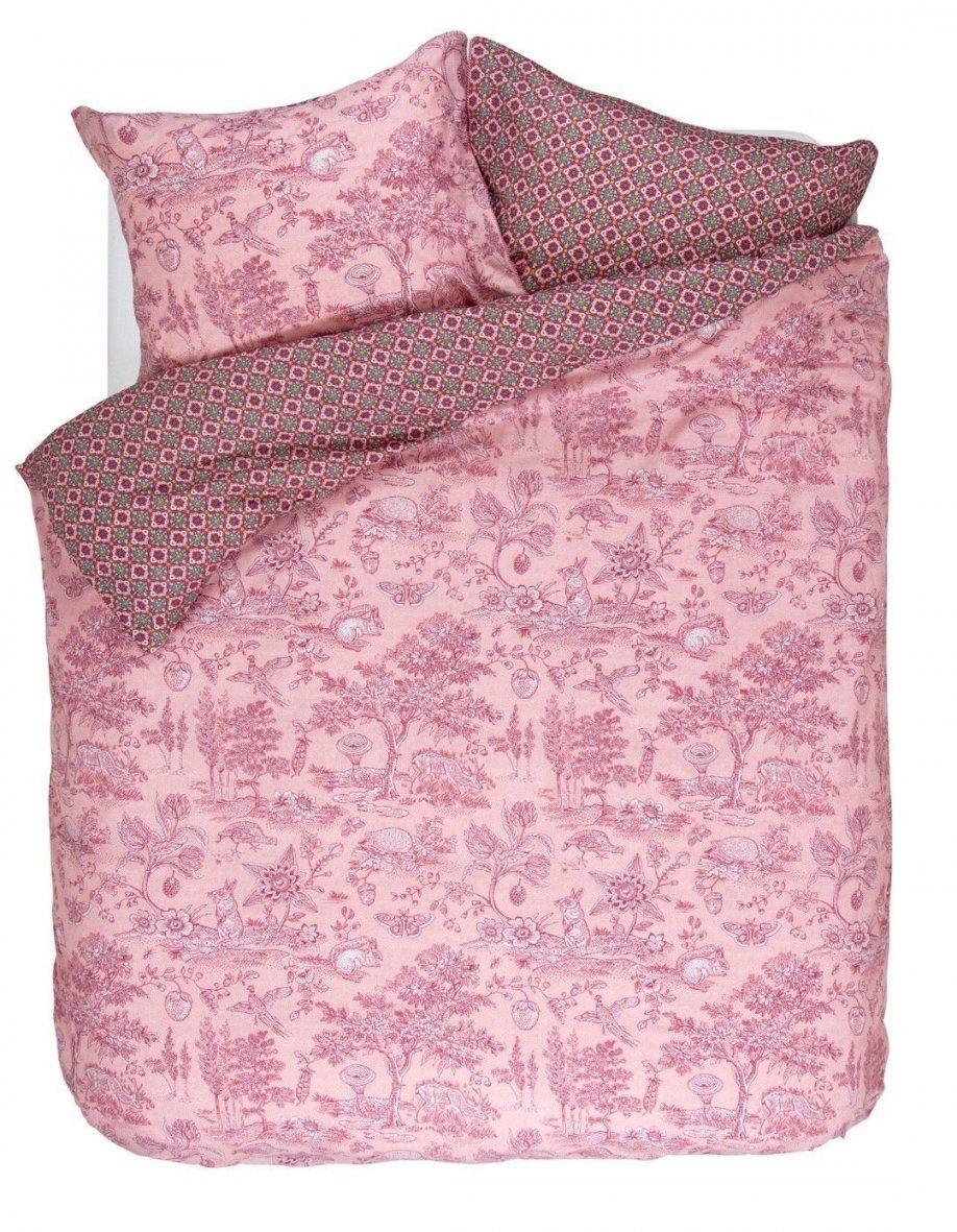 Pip Studio Bettwäsche Hide And Seek Pink Rosa 135X200 Cm  Kaufen von Pip Bettwäsche Reduziert Bild