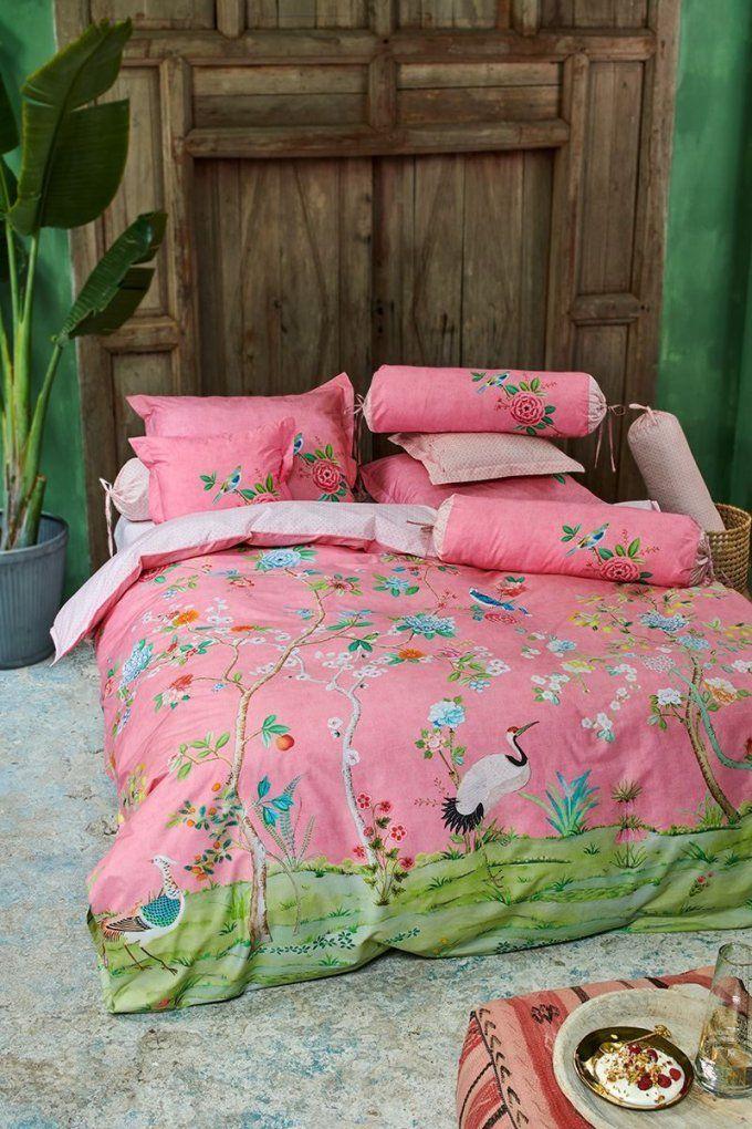Pip Studio The Official Website  Duvet Cover Good Morning Pink von Pip Studio Bettwäsche 200X200 Bild
