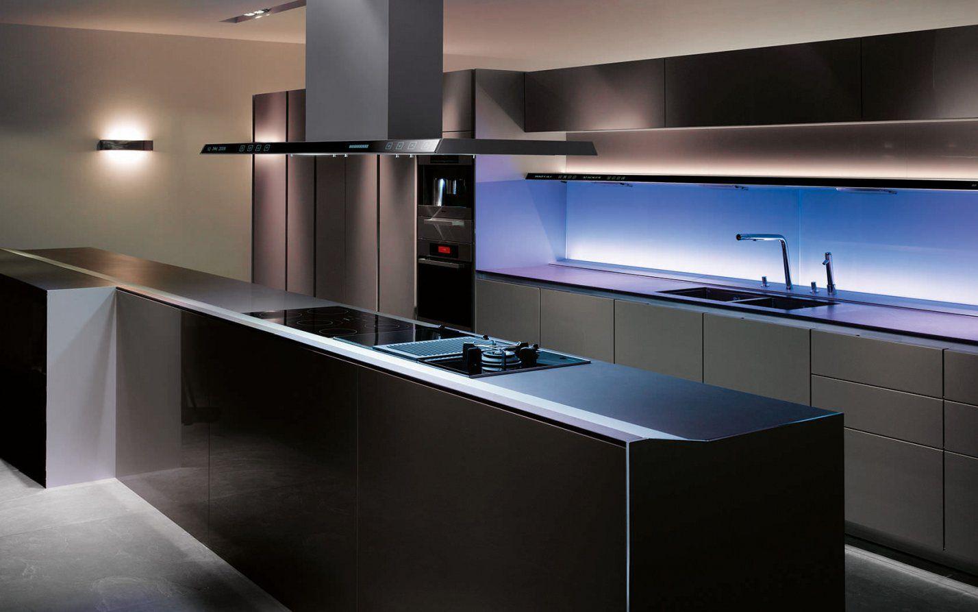 Pleasant Idea Luxus Küche Mit Kochinsel  Home Design Ideas von Luxus Küche Mit Kochinsel Photo