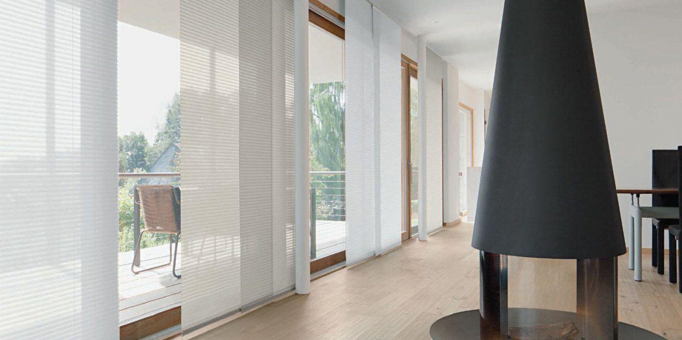 Plissee Bodentiefe Fenster Great Bauelemente Uamp Fuboden Kopf von Plissee Für Bodentiefe Fenster Bild