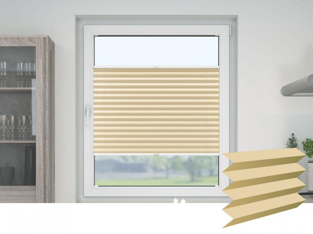 Plissee Ohne Bohren  Klemmfix Plissee Oder Zum Kleben von Velux Dachfenster Plissee Ohne Bohren Photo