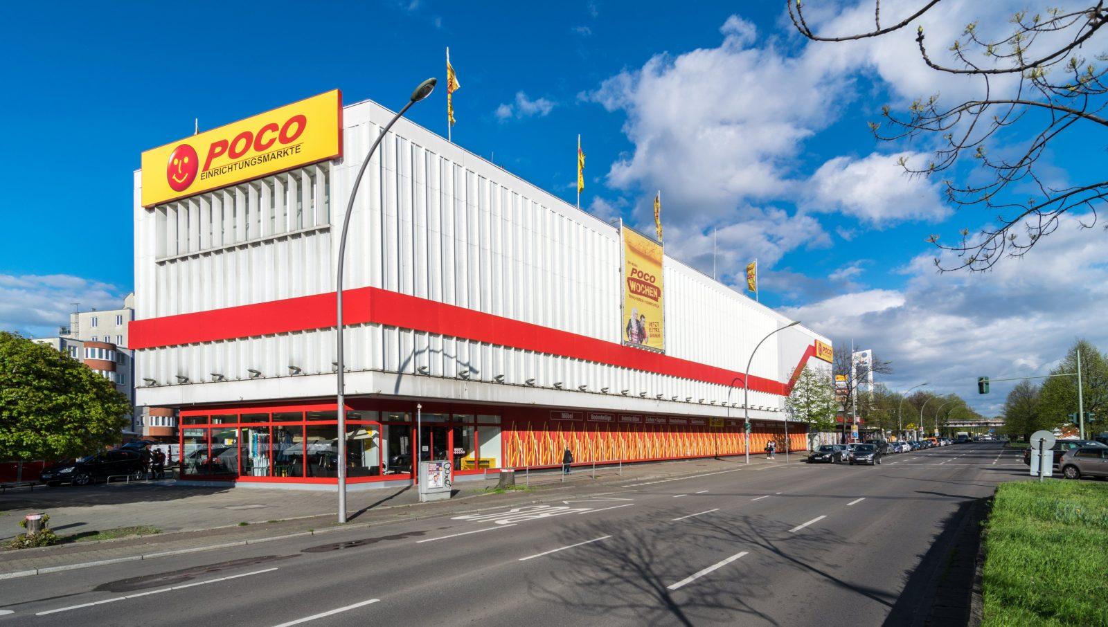 Poco (Möbelhaus) – Wikipedia von Poco Domäne Nürnberg Lager Bild