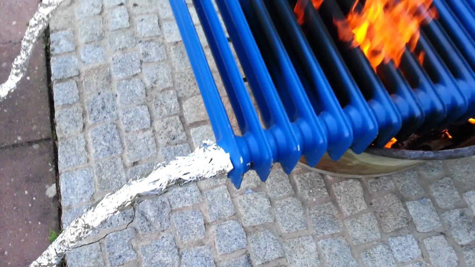 """Pool"""" Heizung Mit Feuer  Youtube von Poolheizung Selber Bauen Holz Photo"""