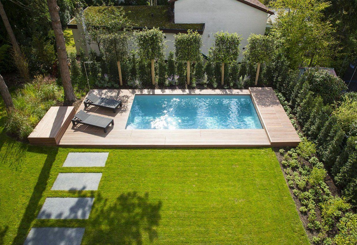 pool im garten bauen best sch ner sichtschutz garten best. Black Bedroom Furniture Sets. Home Design Ideas