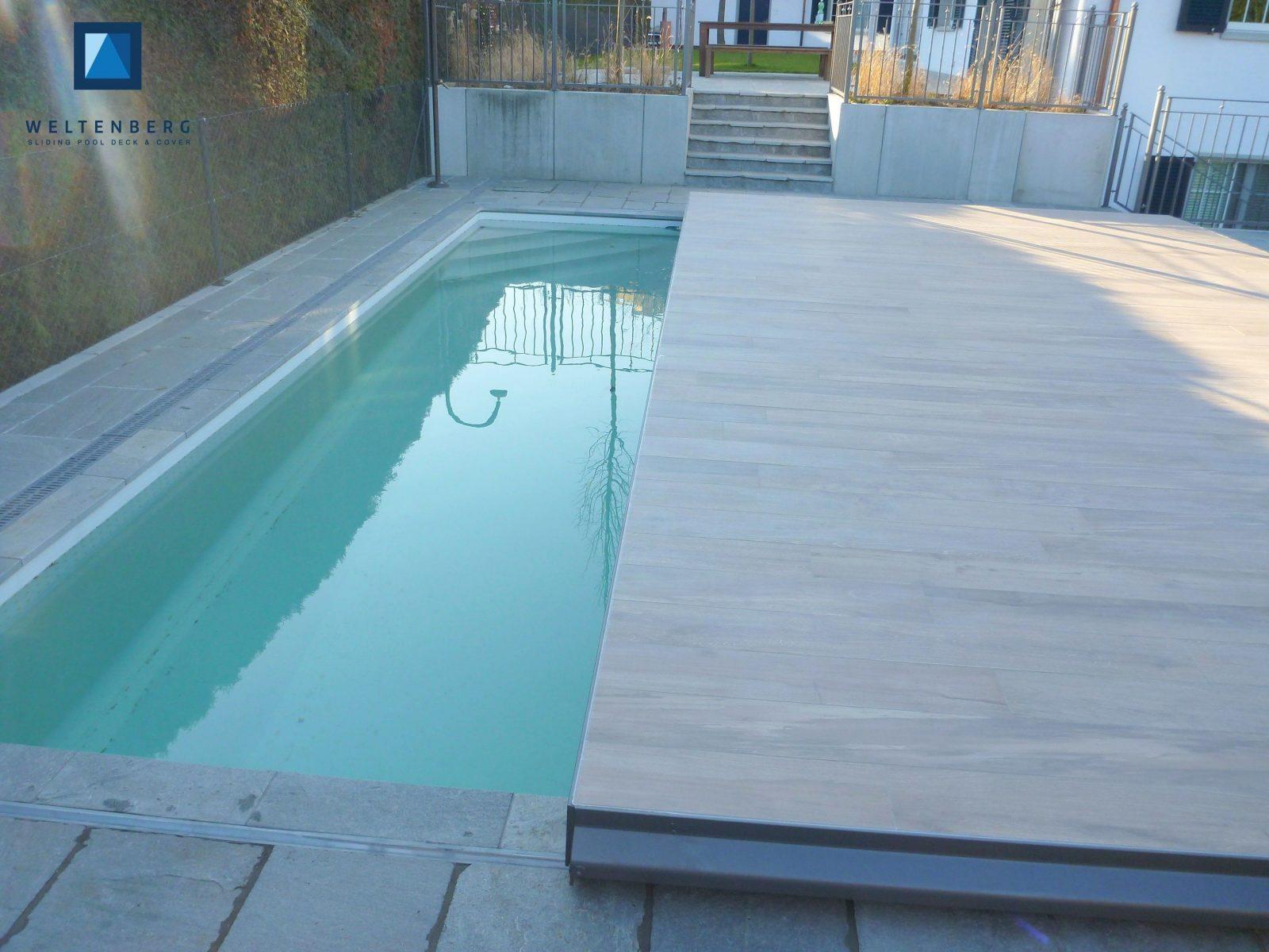Pool Rollo Selber Bauen Trendy Bodenfolie Verlegen With Pool Rollo von Pool Rollo Selber Bauen Photo