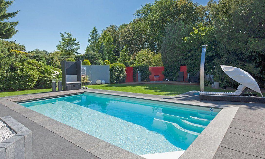 Poolumrandung Selber Bauen Mit Zusätzlichen Besondere Küchen von Pool Rutsche Selber Bauen Bild