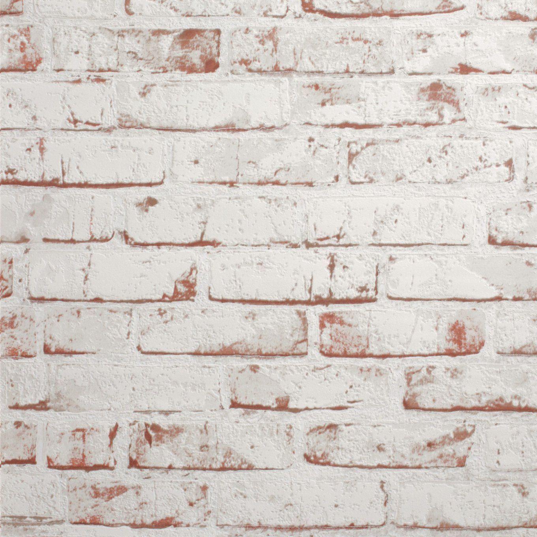 Pop Up Panel 52X250 Selbstklebend 3D 955701 Mauer Stein Creme von Tapete Mauer Optik 3D Photo