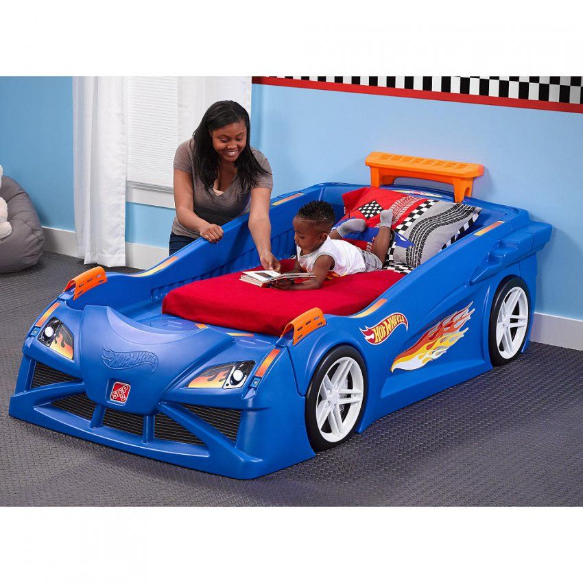 Popular Toddler Car Beds Theme — Eflyg Beds von Toddler Car Bed For Boys Bild
