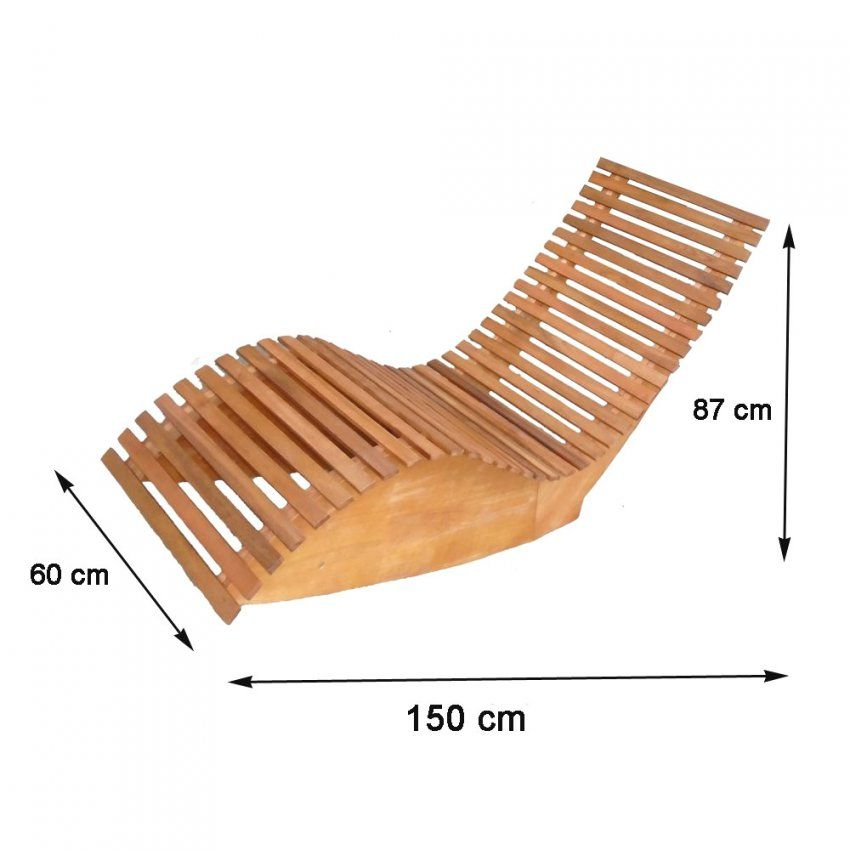 Pretty Inspiration Ideas Schwungliege Holz Wellnessliegen Youtube von Holz Gartenliege Selber Bauen Photo