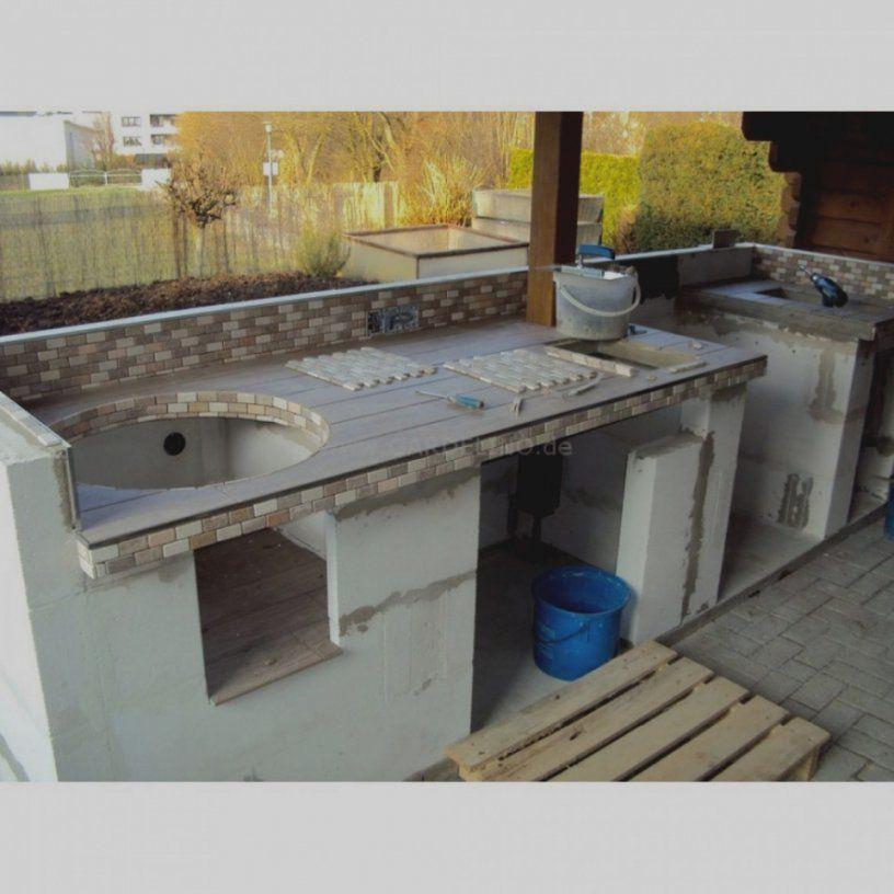 Prima Kuche Selber Bauen Ytong Küche Porenbeton Youtube von Küche ...