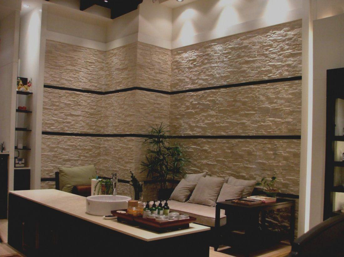 Prima wand gestalten mit steinen wandgestaltung stein - Wand mit steinen ...