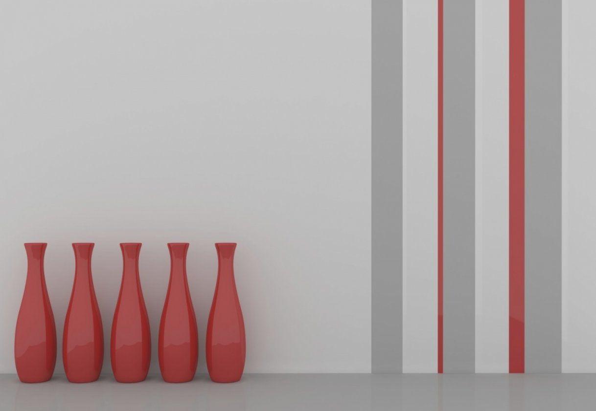 Charmant Wandgestaltung Streifen Ideen Mit Innenarchitektur Tolles ...