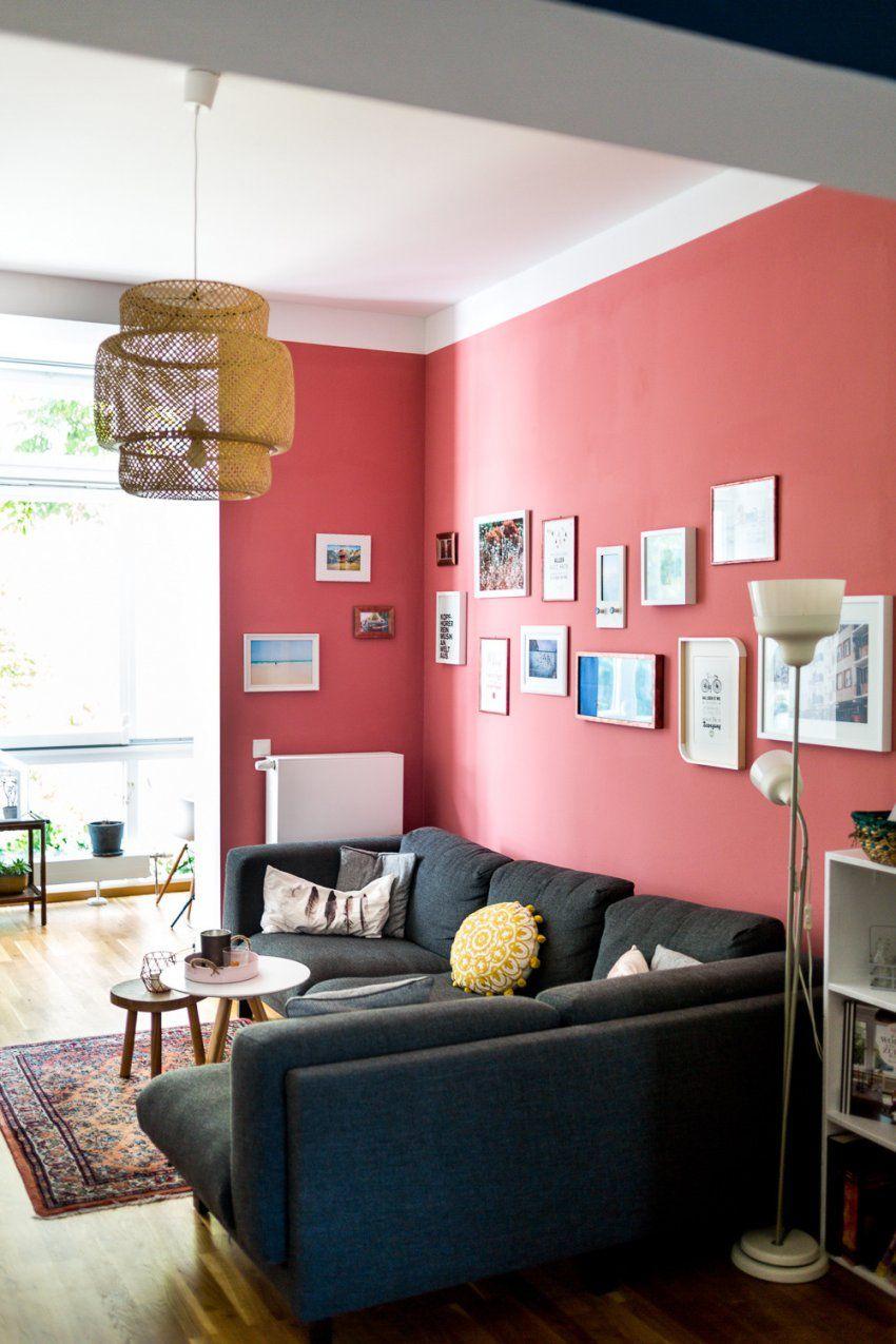 Projekt Traumwohnung 2 0 Endlich Farbe An Den Wänden Mit Schöner von Schöner Wohnen Farbe Niagara Bild