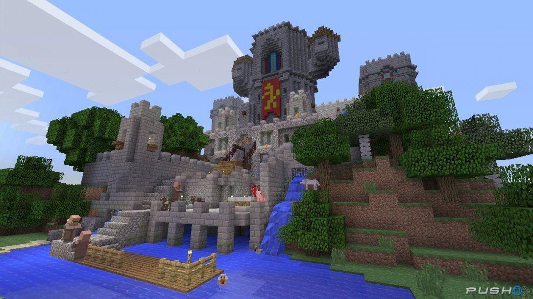 Ps4 Minecraft Playstation 4 Edition (02171) – Gamezone von Minecraft Seeds Ps4 Castle Photo