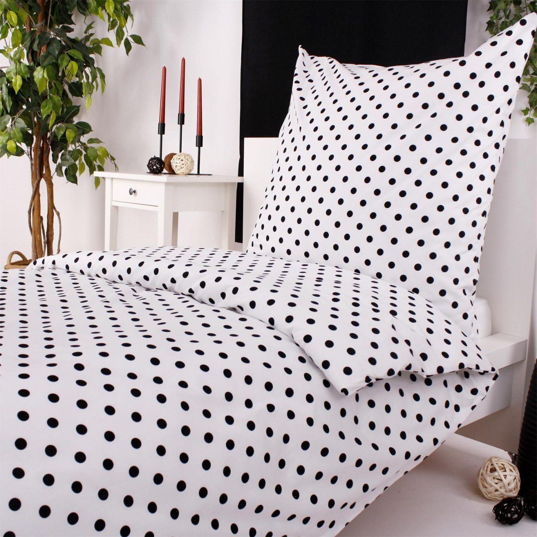 puckdaddy kinderbettw sche mit sterne und punkten puckdaddy die von ikea bettw sche punkte photo. Black Bedroom Furniture Sets. Home Design Ideas