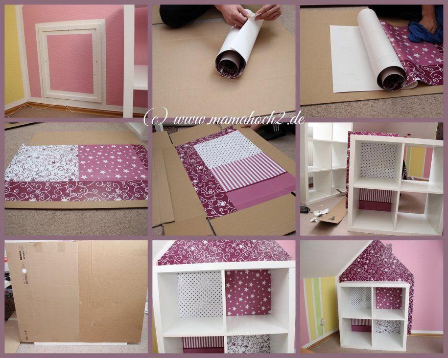 Möbel Für Puppenhaus Selber Basteln