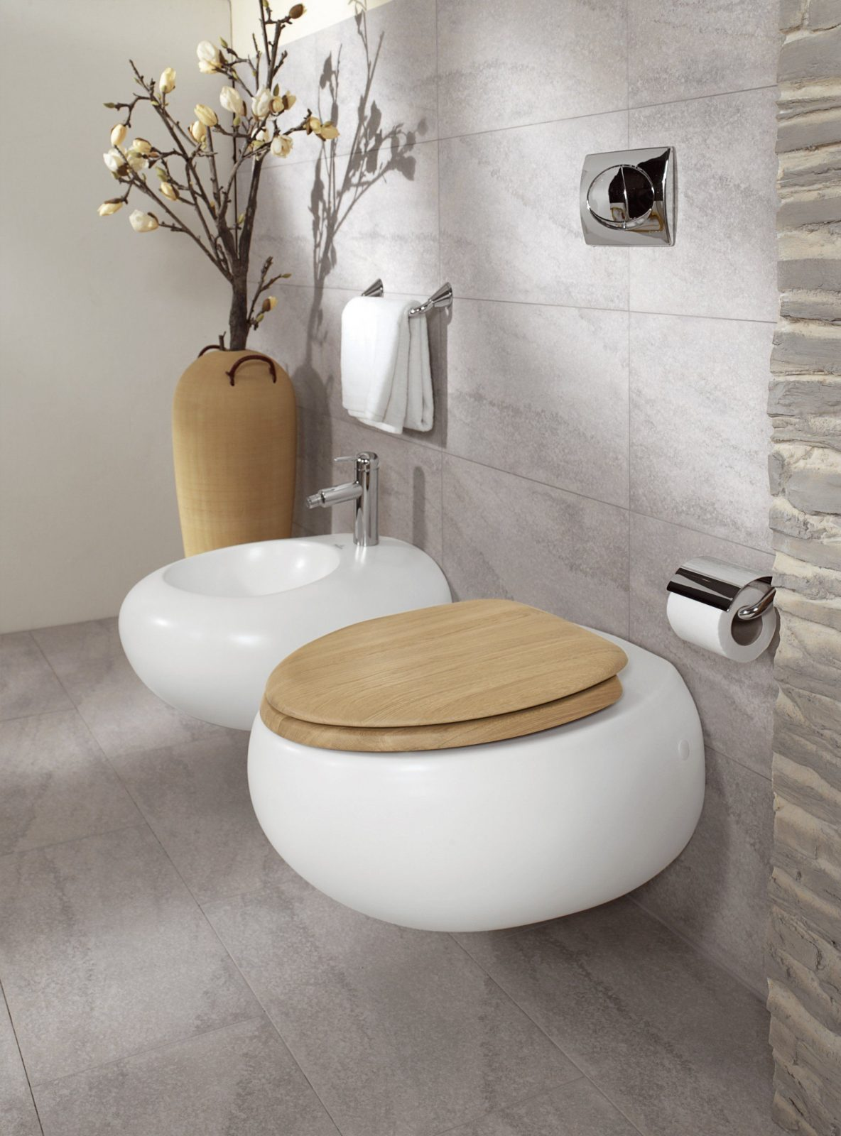 Pure Stone  Bidets And Urinals  Villeroy & Boch von Pure Stone Villeroy Boch Photo