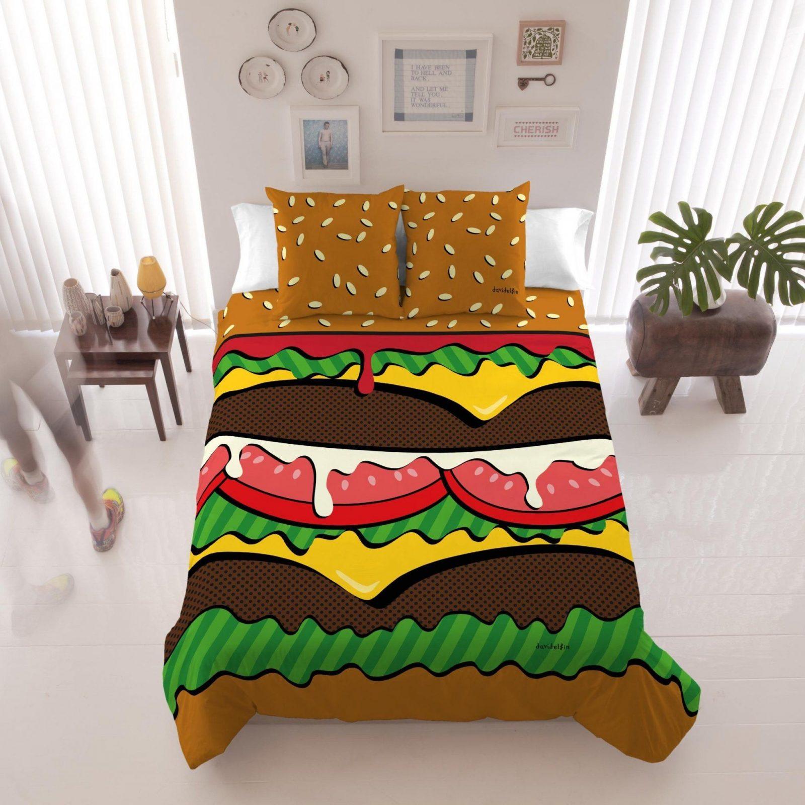 Raffiniert Bettwäsche Günstig Selbst Gestalten  Bettwäsche Ideen von Bettwäsche Selber Gestalten Günstig Bild