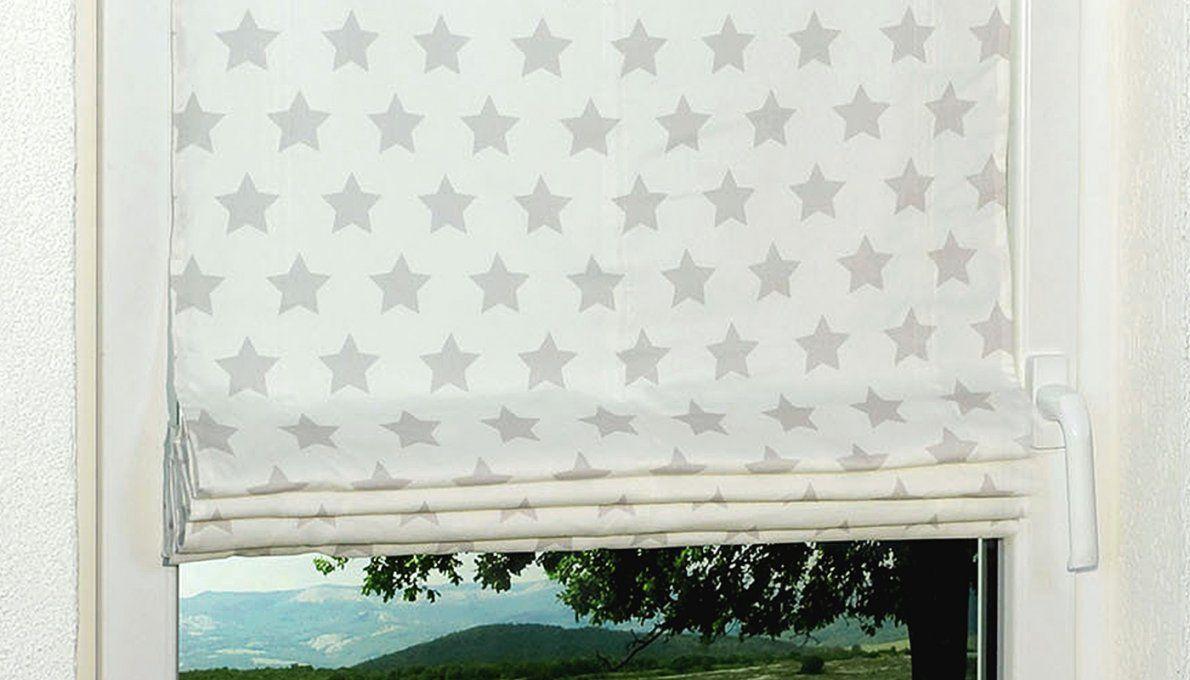 Raffrollo Nach Maß  Raffrollos Im Raumtextilienshop von Gardinen Mit Klettband Günstig Photo
