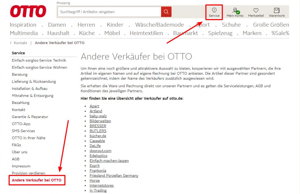 Ratgeber So Können Sie Sich Bei Otto Beschweren Alle Kontakte von Otto Versand Telefonnummer Zum Bestellen Bild