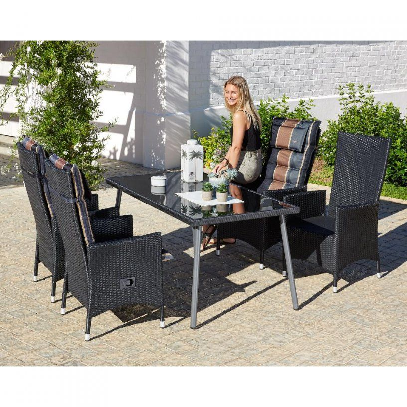 rattan gartenm bel d nisches bettenlager haus design ideen. Black Bedroom Furniture Sets. Home Design Ideas