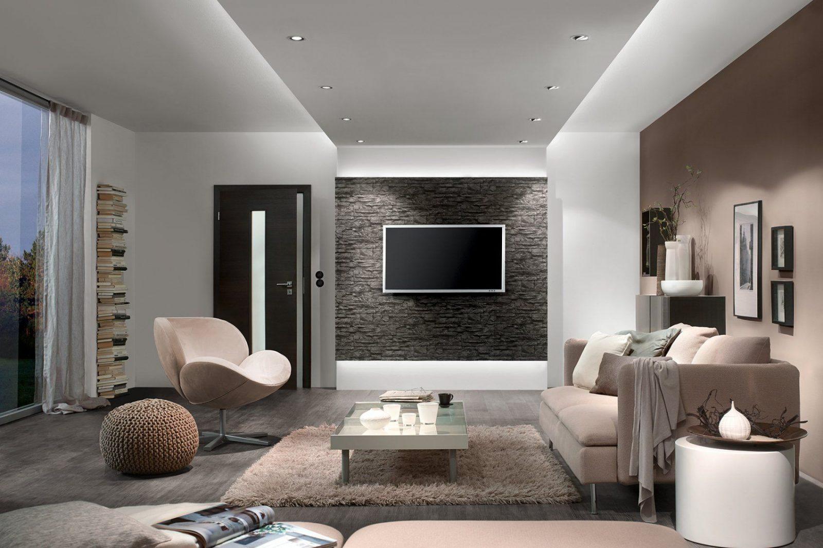 Räume Ausleuchten  Wie Viel Licht Braucht Mein Raum  Paulmann Licht von Anordnung Led Spots Wohnzimmer Photo