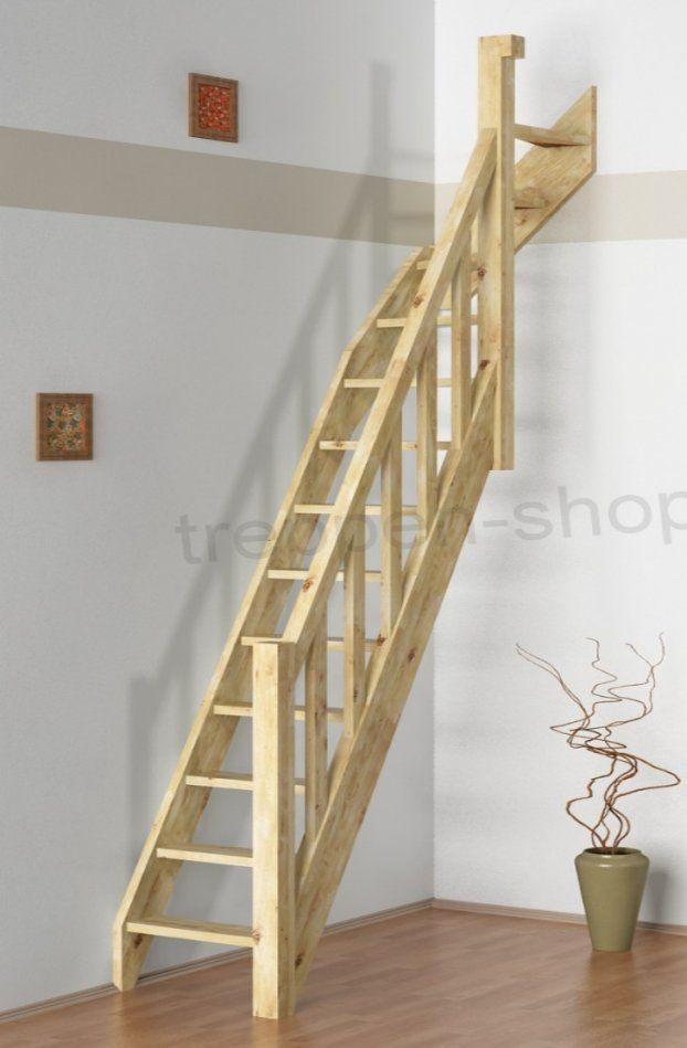 Raumspartreppe Paderborn 14 Oben Gewendelt  Treppen Online Shop von Raumspartreppe 1 4 Gewendelt Photo