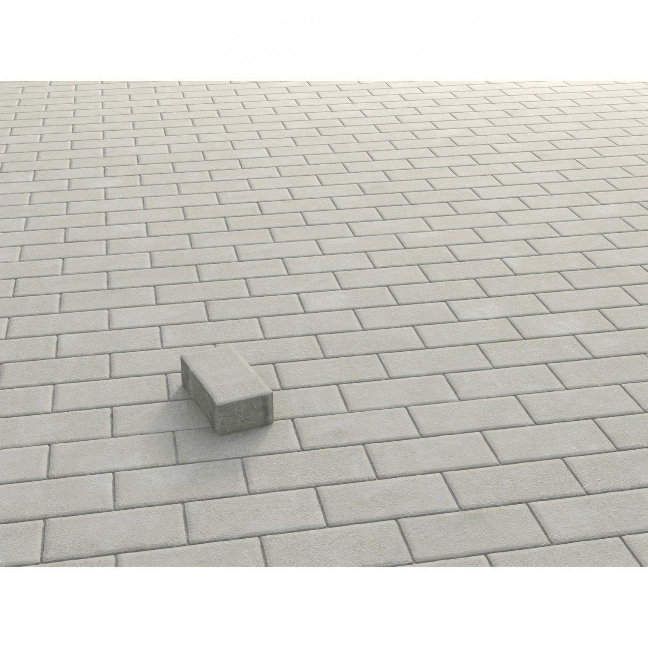 Rechteckpflaster Beton Grau 20 Cm X 10 Cm X 6 Cm Kaufen Bei Obi von Beton U Steine Obi Bild