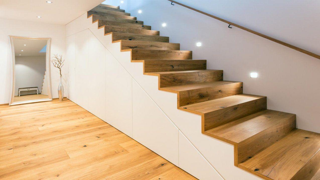 Regal Für Unter Die Treppe Die Schönsten Einrichtungsideen von ...