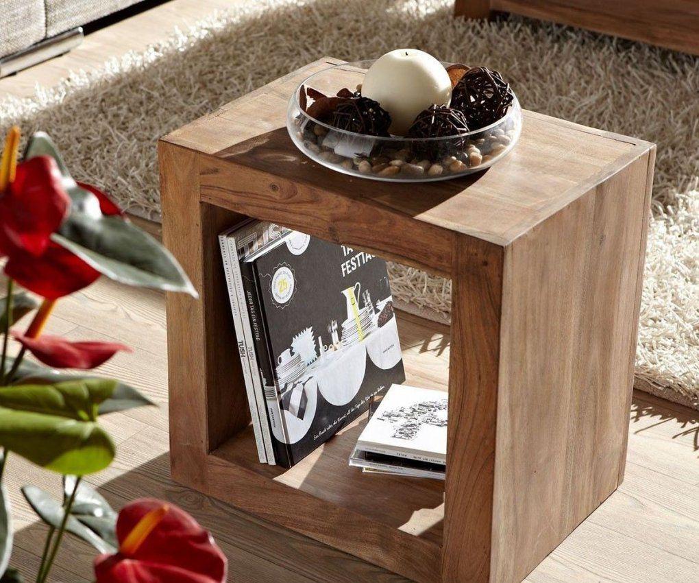 Regal Guru Akazie Stone 45X32 Cm Würfel Raumteilerwolf Möbel von Wolf Möbel Guru Akazie Stone Bild