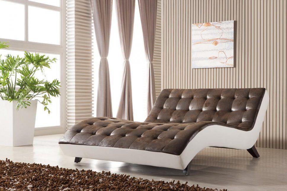 Relax Sessel Chaiselongue 2 In 1  Design von Relaxliege Für 2 Personen Bild