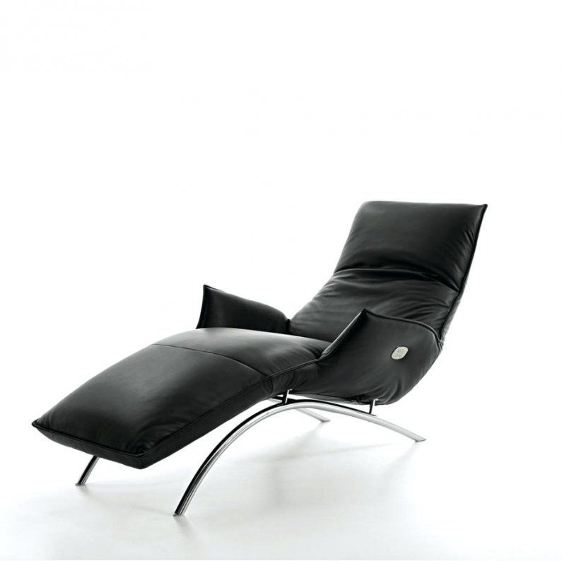 Relaxliege Leder Daybed Chaiselongue Recamiere Liegesessel Relax von Relaxliege Leder Elektrisch Verstellbar Photo