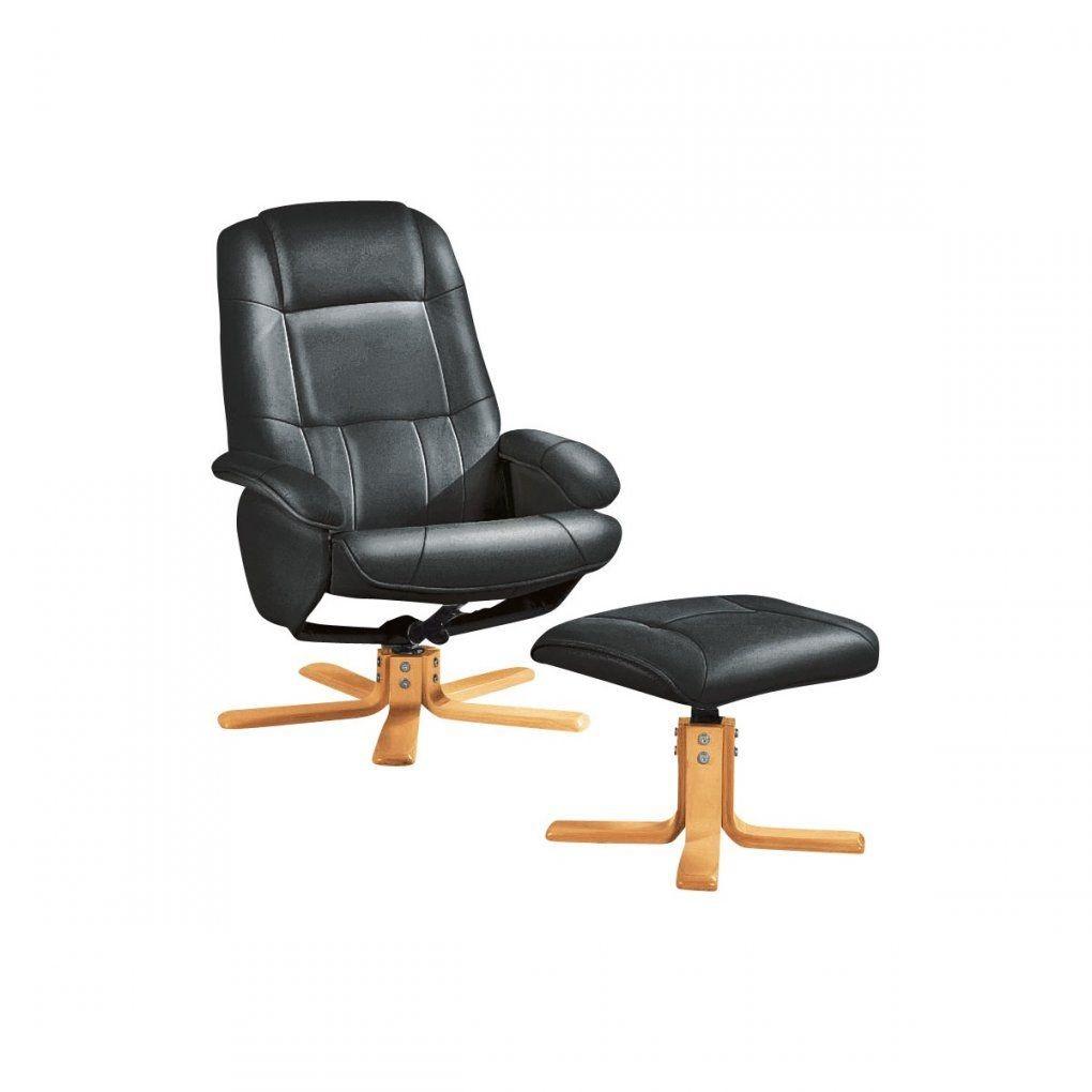 Relaxsessel Palermo Kunstleder Schwarz Sessel 73 X 90 X 46 Cm Hocker von Sb Möbel Boss Moers Photo