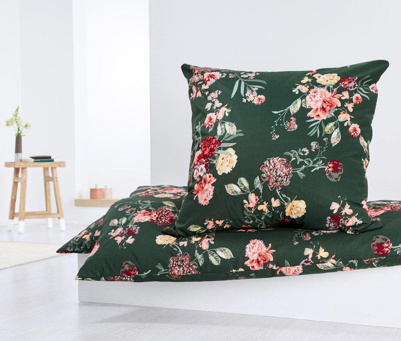 Renforcébettwäsche Normalgröße Online Bestellen Bei Tchibo 348057 von Tchibo Bettwäsche Blumen Bild