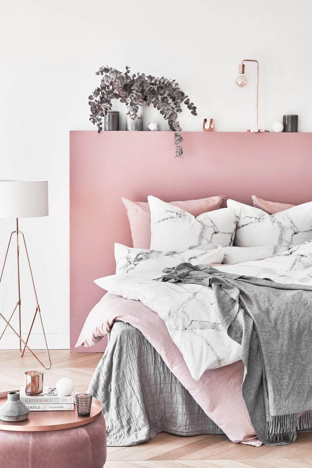 Renforcéwendebettwäsche Malin  Bedrooms Interiors And Room von Home Ideas Bettwäsche Bild