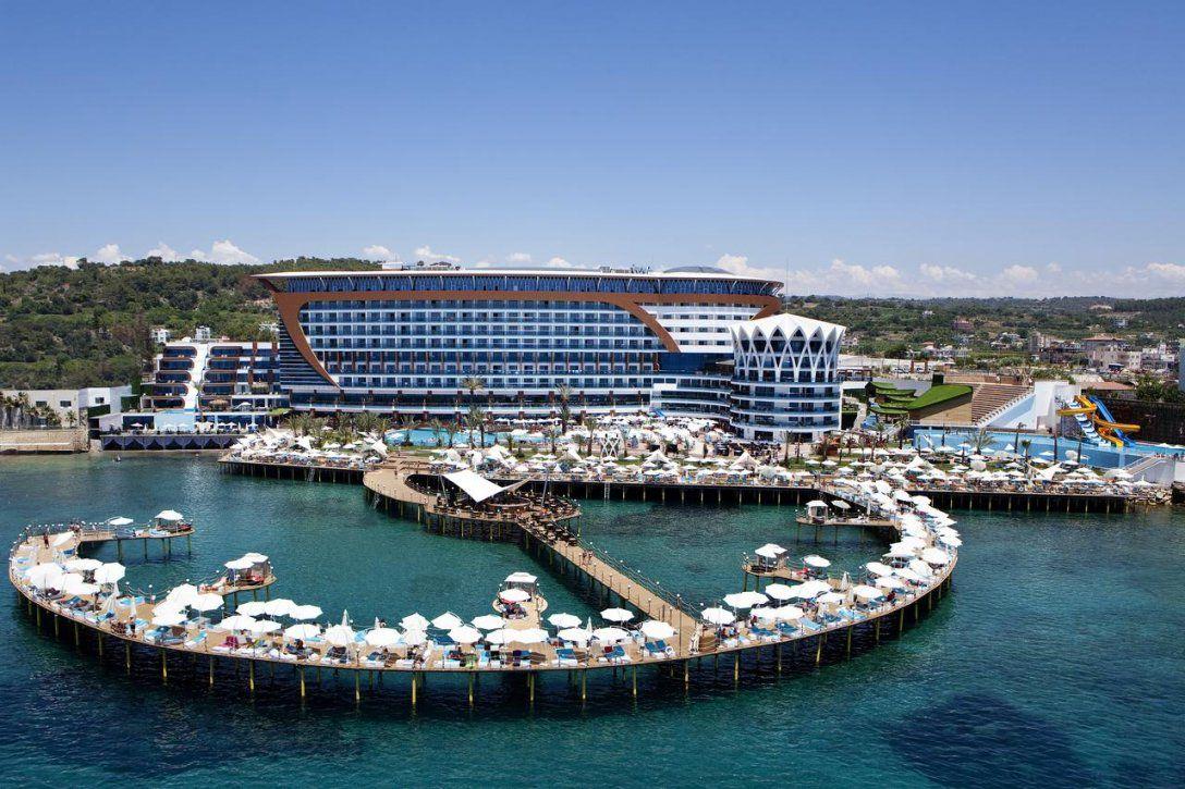 Resort Granada Luxury Okurcalar Turkey  Booking von Vikingen Infinity Resort & Spa Aktuelle Bilder Photo