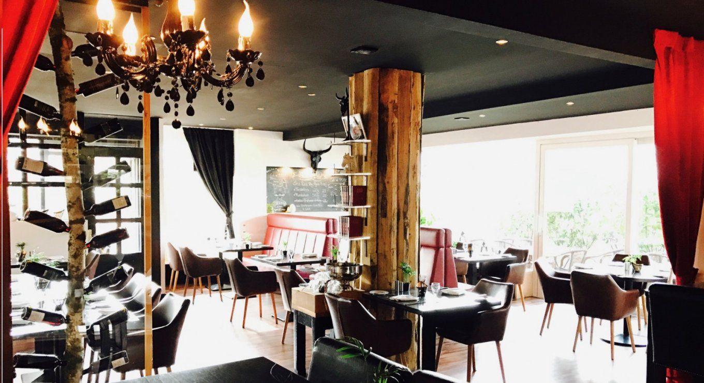 Restaurant Schenkel S Am Sittardsberg In Duisburg von Riesling Am Kamin Duisburg Bild