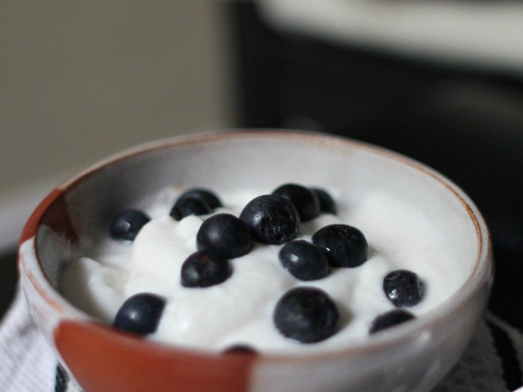 Rezept Probiotisches Mandel Joghurt Selber Machen (Laktosefrei von Joghurt Selber Machen Vegan Photo