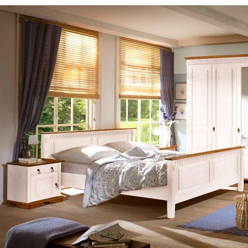 Richten Sie Ihr Schlafzimmer Komplett Im Landhausstil Ein von Schlafzimmer In Weiß Einrichten Photo