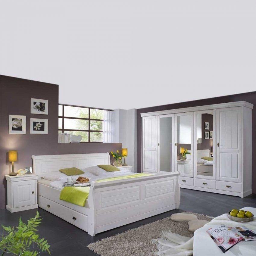 Richten Sie Ihr Schlafzimmer Komplett Im Landhausstil Ein von Schlafzimmer Komplett Weiß Landhaus Bild
