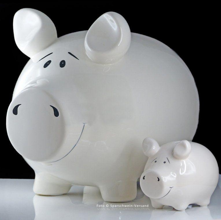 Riesensparschweine Xxl Von Große Spardose Selber Machen Bild